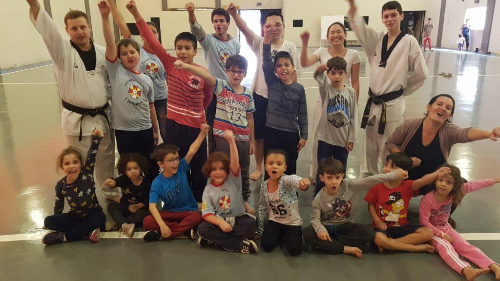 Aulas Gratuitas de Taekwondo